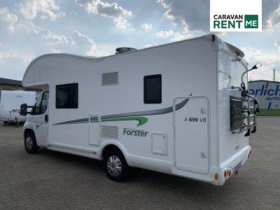 Forster A 699 VB in Troisdorf
