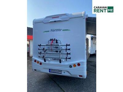 Forster T 699 EB in Oberhausen