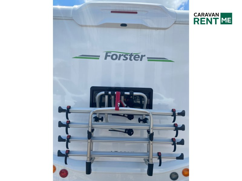 Forster T 741 QB Teilintegriert Mietstation: Oberhausen